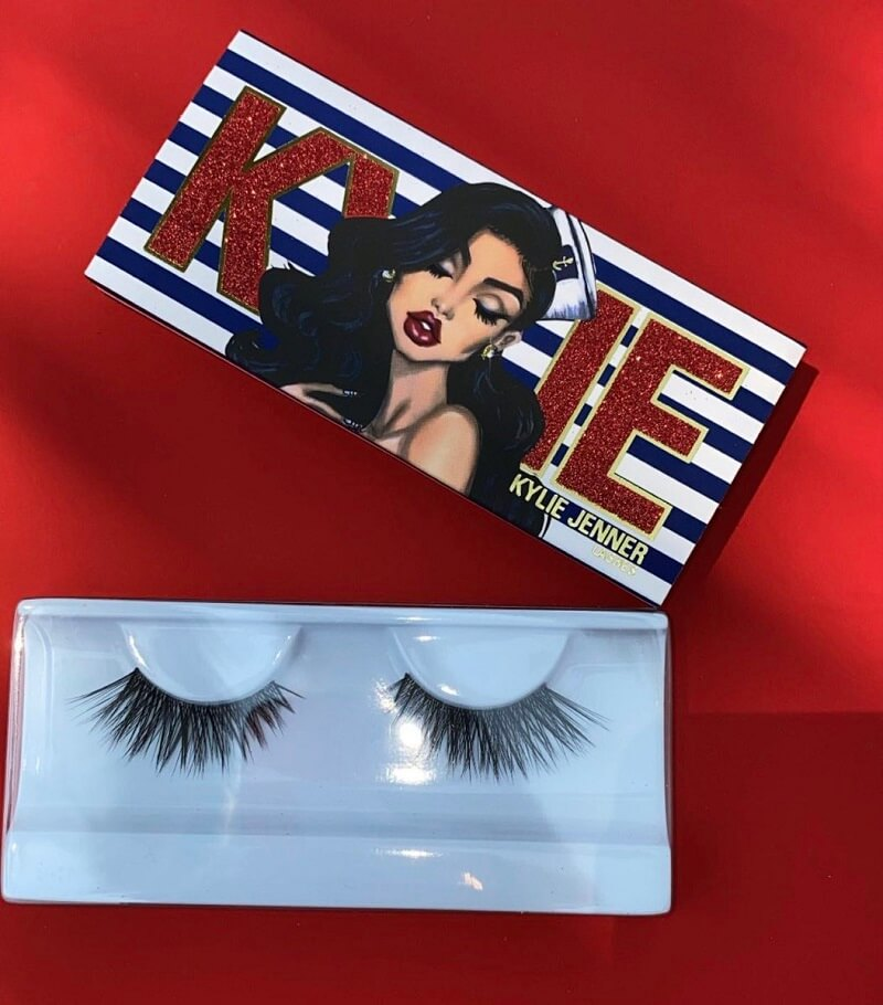 Kylie Cosmetics Sailor Shady Lashes by Kylie Jenner