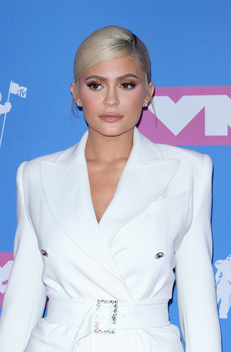 Kylie Jenner at the 2018 MTV Video Music Awards held at the Radio City Music Hall in New York, USA on August 20, 2018